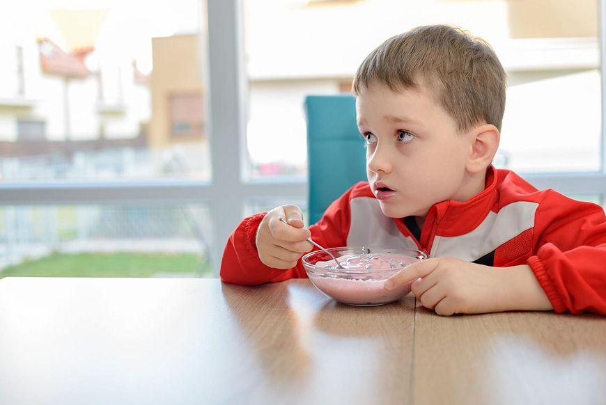W jogurtach możemy znaleźć wsad owocowy pełny cukru
