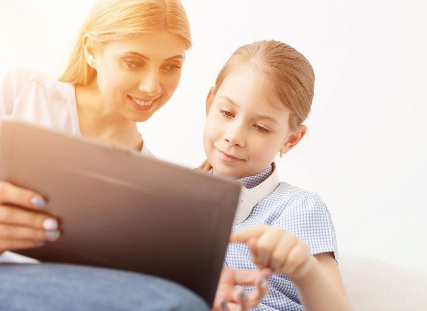 Dzieci na komunię bardzo często dostają laptopy