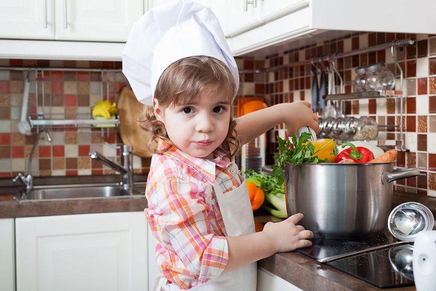 Niedobór żelaza u dziecka