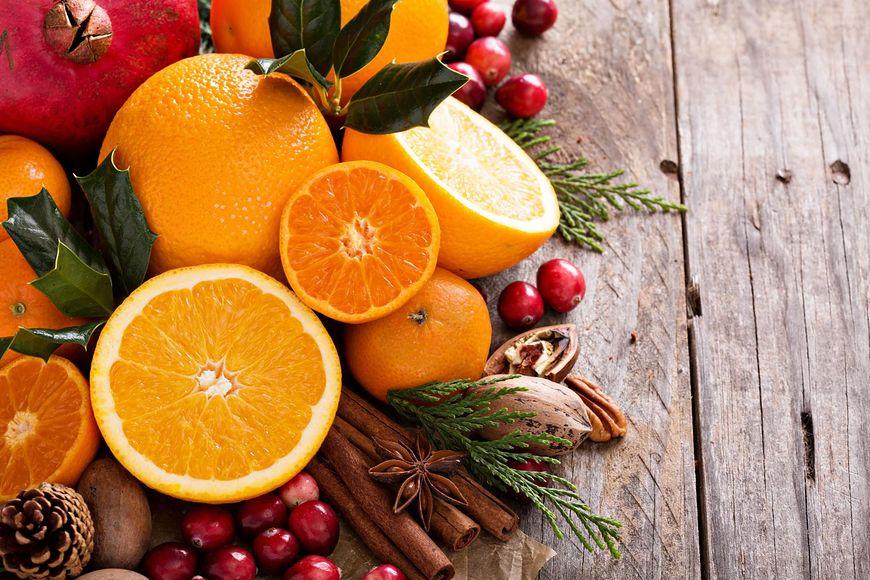 Pomarańcze na przedświąteczny detoks