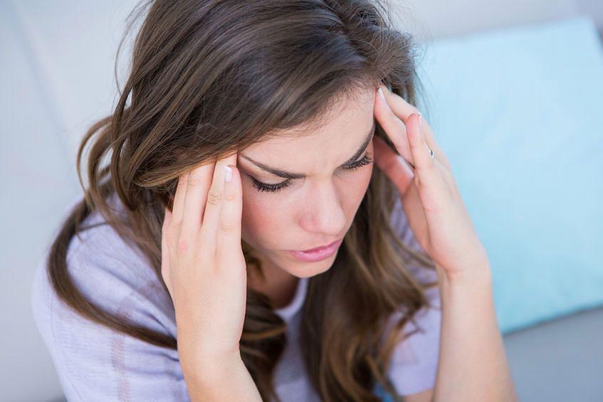 Ziołowy środek na ból głowy