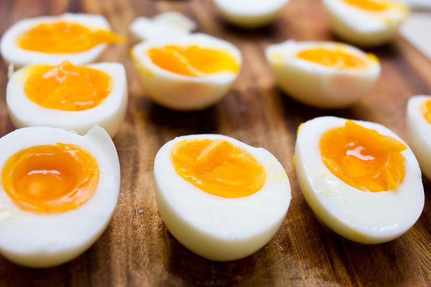Żółtka jaj
