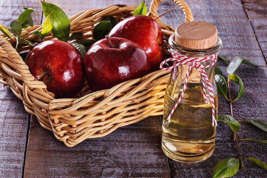 Ocet jabłkowy ma wiele właściwości leczniczych