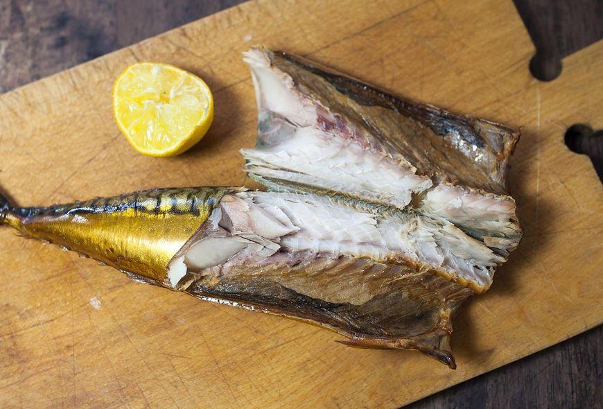 Ryby są podstawą diety w walce ze smogiem