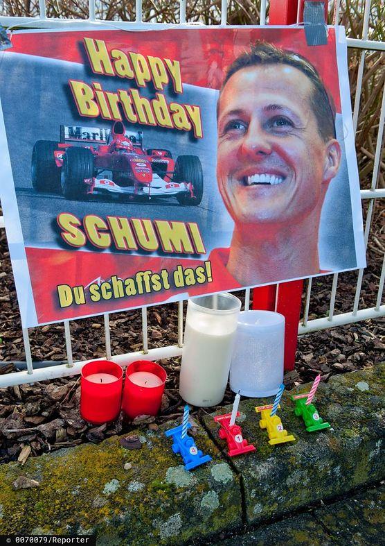 """""""Nie jest tym, kogo pamiętamy"""". Lekarz zdradza szczegóły stanu zdrowia Schumachera"""