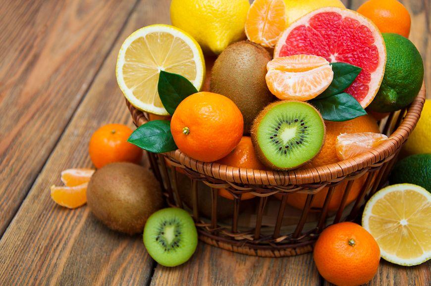 Koenzym Q10 znjadziemy również w wielu owocach