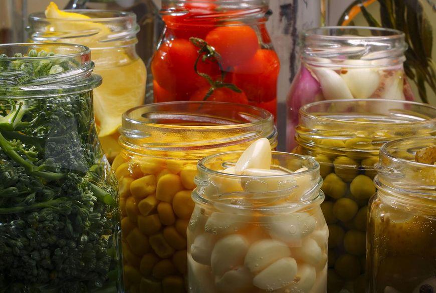 Kiszone warzywa do bogactwo witamin