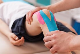 Kinesiotaping - niepozorne plastry, które pomogą pozbyć się bólu