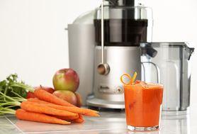Poznaj wszystkie zalety soku marchewkowego