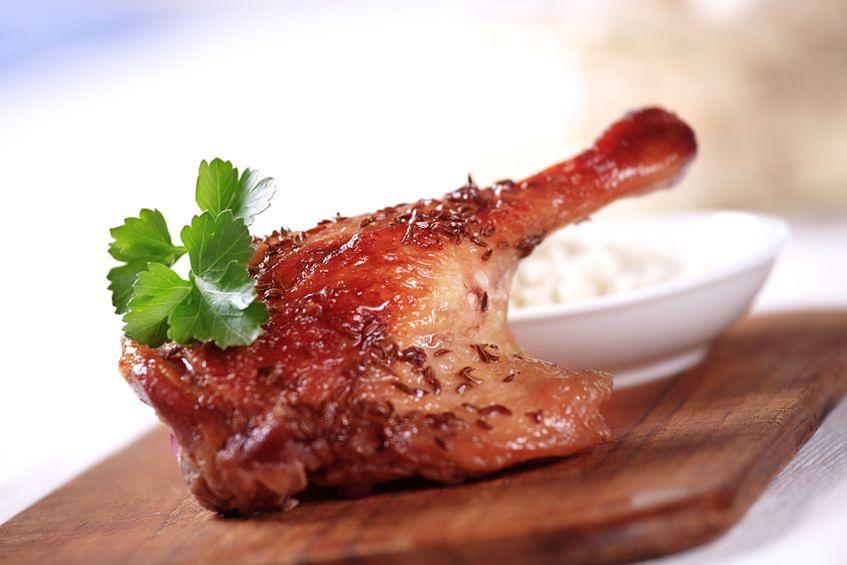 Mięso kacze to bogate źródło witamin
