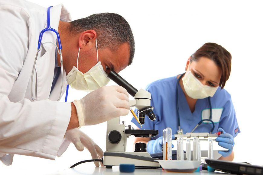 Test w kierunku zapalenia wątroby