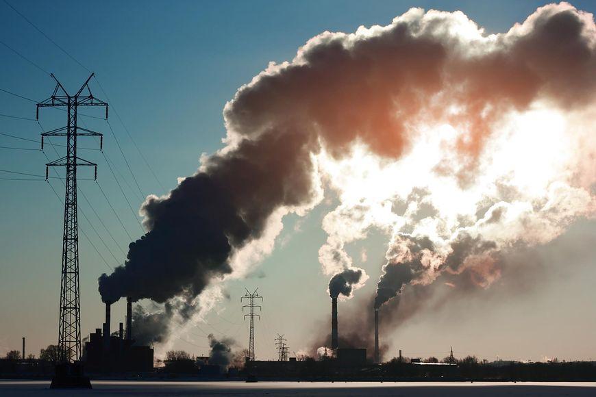 Zanieczyszczenie powietrza a siwienie