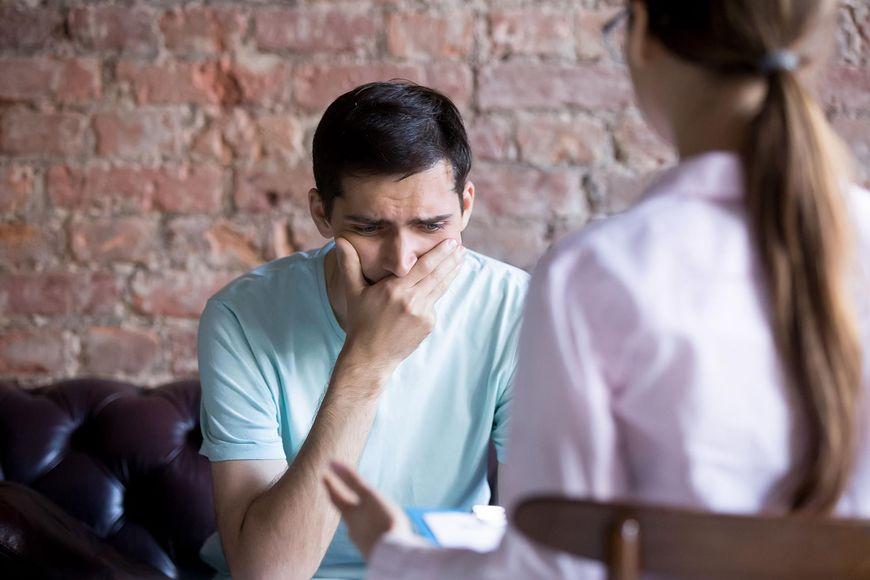 123rf.com Mężczyźni najczęściej zgłaszają problemy z erekcją lub przedwczesnym wytryskiem