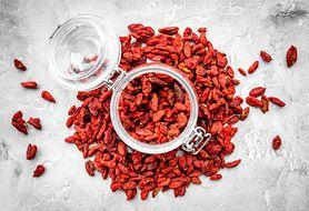 Niezwykłe właściwości jagód goji