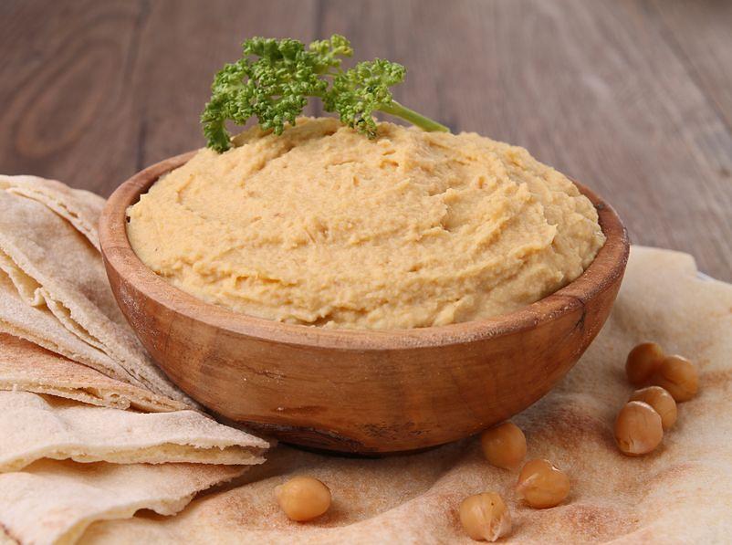 Hummus dla dziecka
