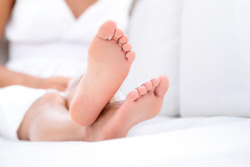 Jak wybrać kosmetyk do stóp?