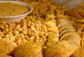 Sprawdź, czy znasz wszystkie rodzaje włoskich makaronów!