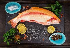 Ryba z piekarnika - składniki, sposób przygotowania