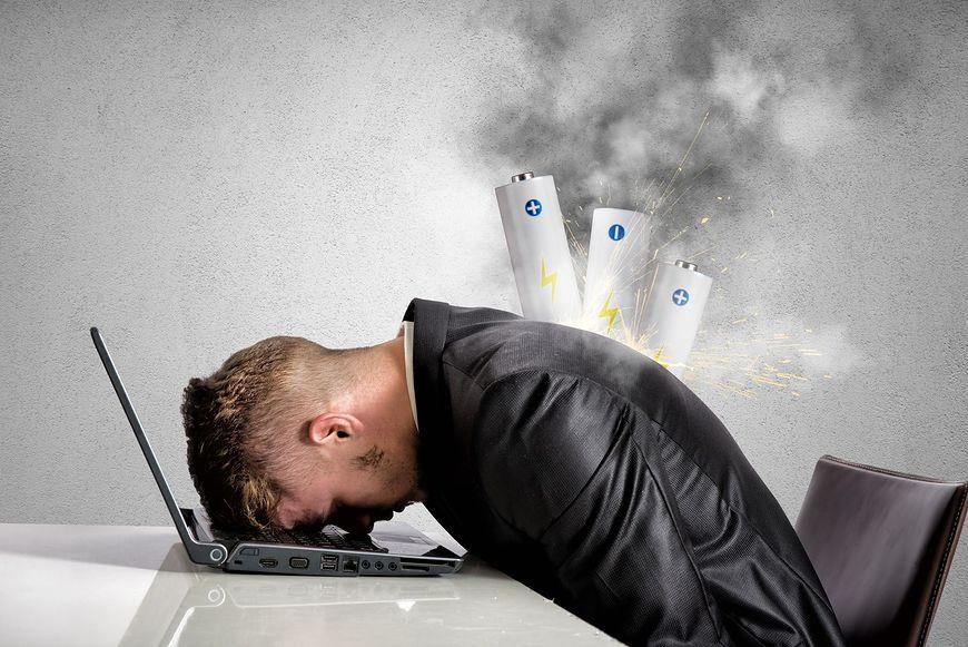 Stres podczas pracy