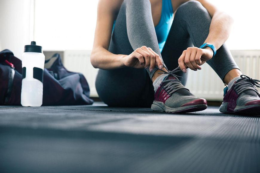Choć rzeczywiście, biegając można zrzucić nieco wagi, to nie dla wszystkich ten wysiłek będzie odpowiedni ze względów zdrowotnych