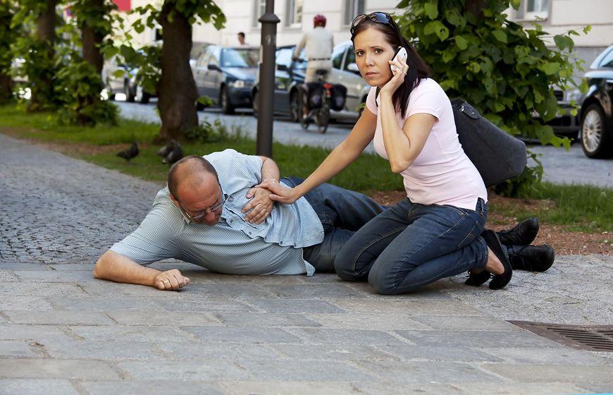Atak migotoania przedsionków może zdarzyć się w każdym miejscu