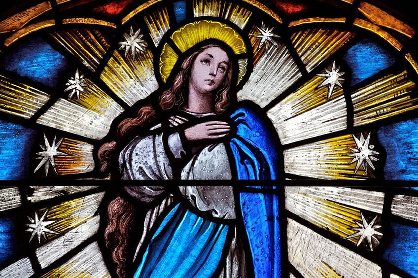 Maria to bardzo częste imię