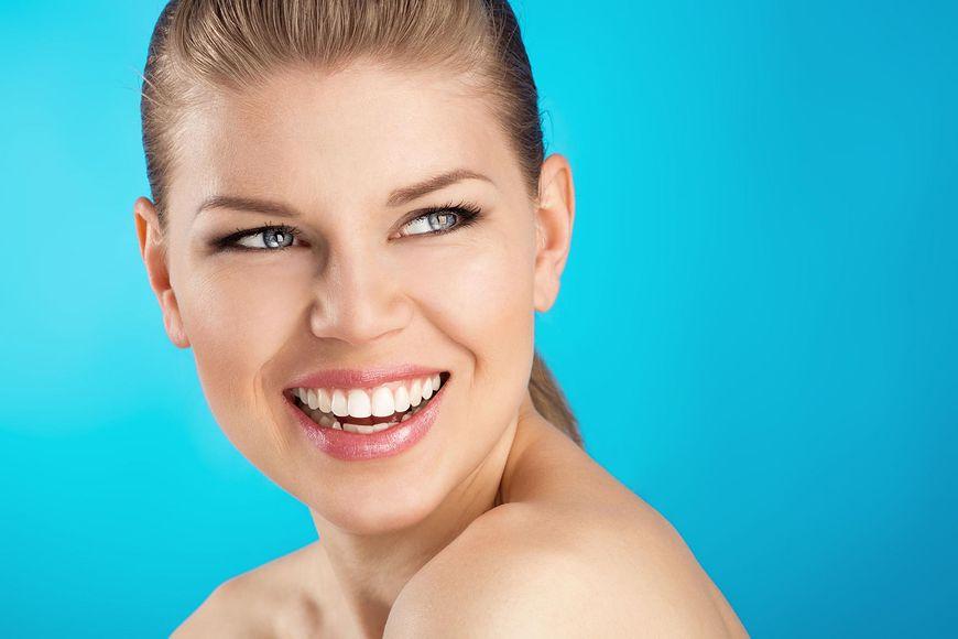 Wybielanie zębów i niektóre pasty