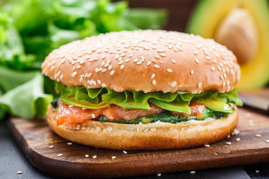Dietetyczne hamburgery