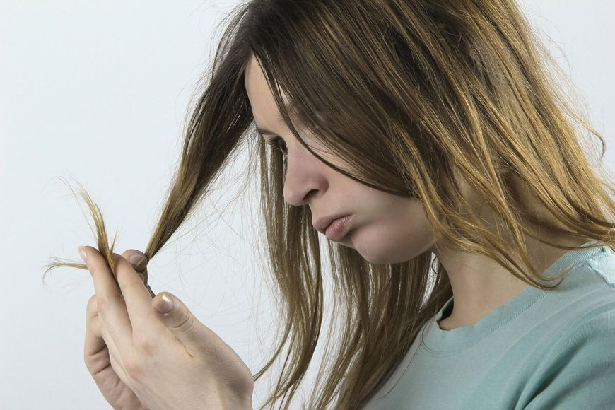Za wypadanie włosów często odpowiedzialni jesteśmy sami