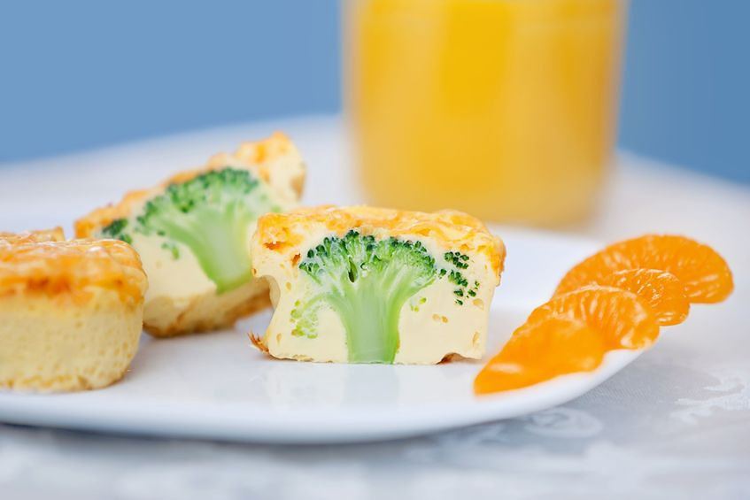 Pomysł na dania z brokułów