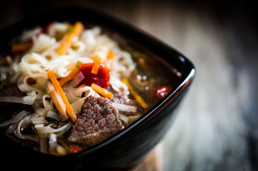 Kuchnia wietnamska - miejsce trzecie