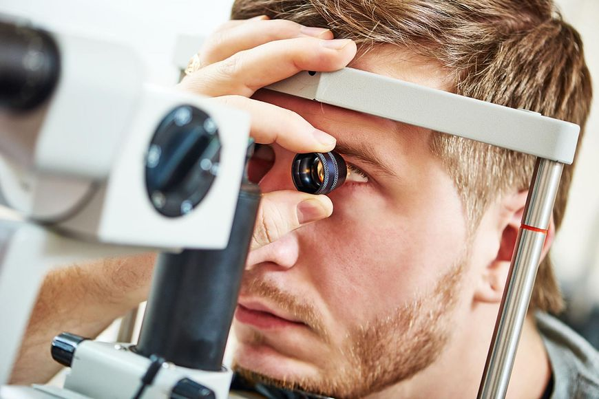 Zaburzenia widzenia
