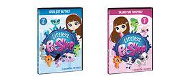 """""""Littlest Pet Shop"""" serial na DVD, część 6 i 7 – przeczytaj recenzję"""
