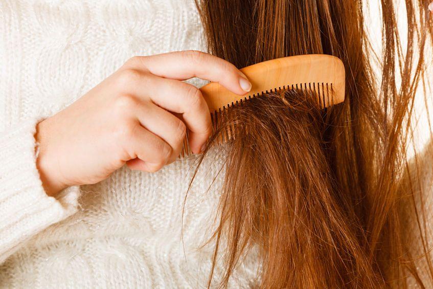 Krzem zapobiega wypadaniu włosów