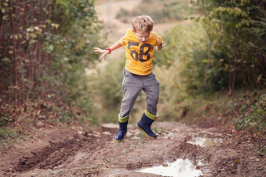 Kształtuj w dziecku samodzielność
