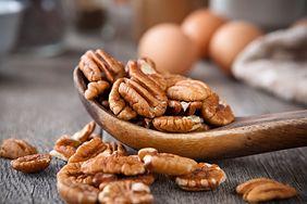 Dlaczego warto jeść orzechy pekan?