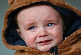 Zobacz, co sprawia, że u twojego maluszka pojawiają się łzy