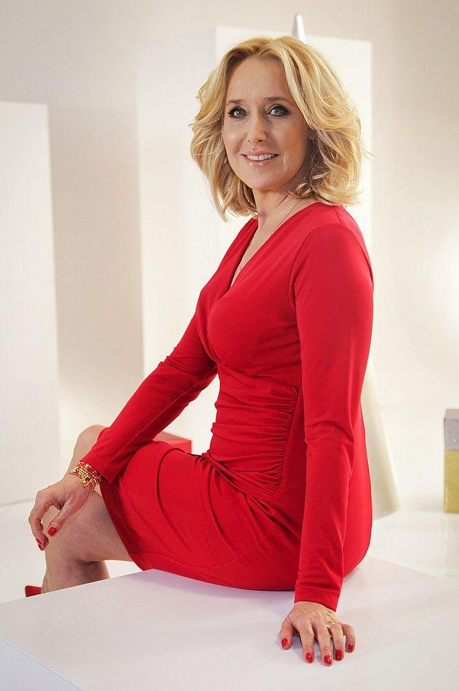 Agata Młynarska jest jedną z najmłodszych babć polskiego show biznesu