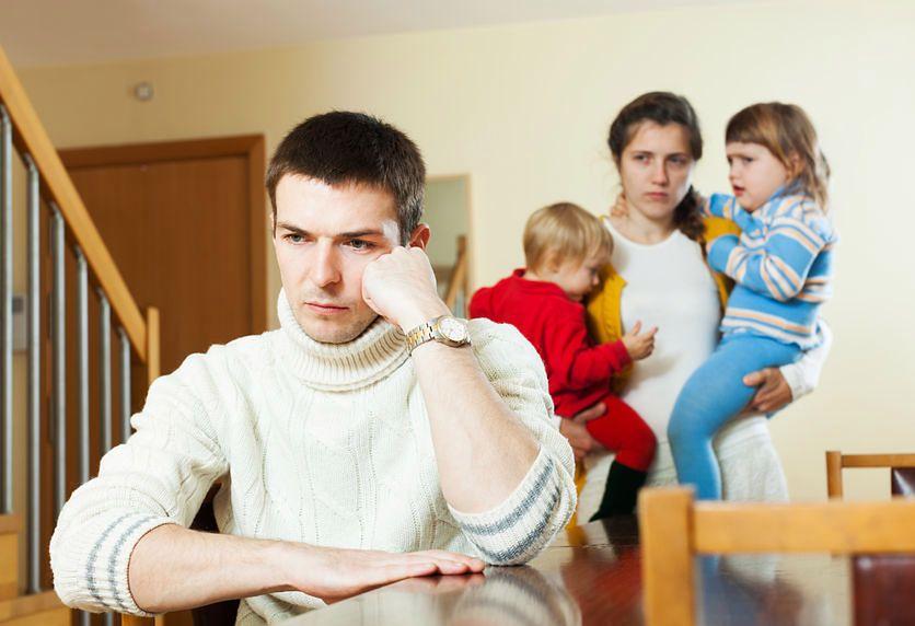 Nie interesujesz się problemami dziecka