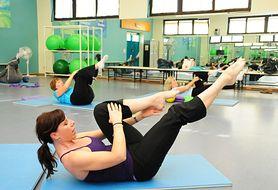 Pilates - doskonały sposób na utratę zbędnych kilogramów