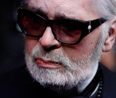 Karl Lagerfeld nie żyje. Niemiecki projektant mody zmarł w wieku 85 lat