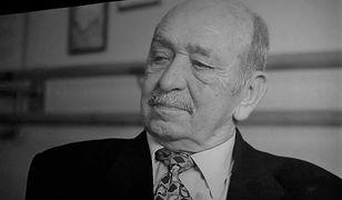 Miał 85 lat. Zmarł wybitny aktor i działacz Solidarności