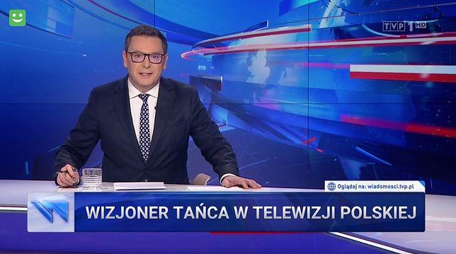 """""""Wiadomości"""" chwaliły się """"artystycznym transferem roku"""""""