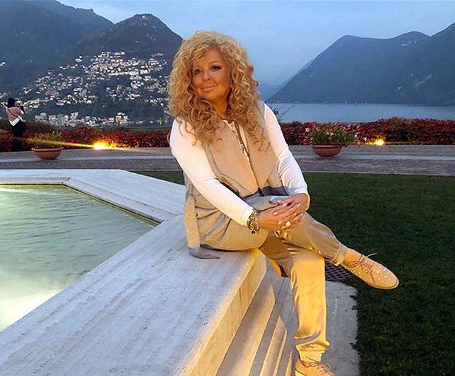 Magda Gessler w Lugano