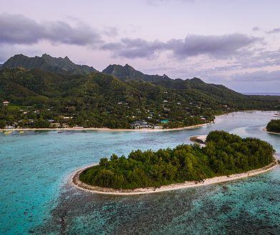 Na wyspie Rarotonga dochodzi do wielu trudnych do wyjaśnienia sytuacji