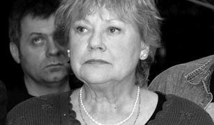 Nie żyje Ewa Wawrzoń. Aktorka miała 83 lata