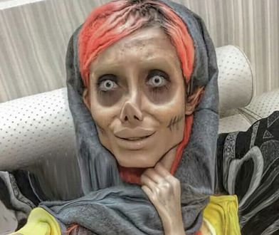"""Sobowtórka"" Angeliny Jolie aresztowana"