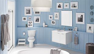 Łazienka bez płytek. Zobacz ciekawsze pomysły na ściany