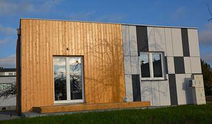 Najmniejszy w Polsce dom niskoenergetyczny