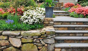 Schody w ogrodzie. Z czego je budować, jakie wybrać?